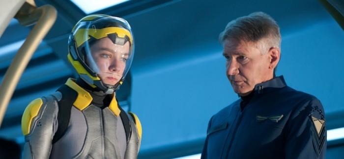 Netflix UK film review: Ender's Game