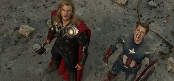 Netflix UK film review: Avengers Assemble