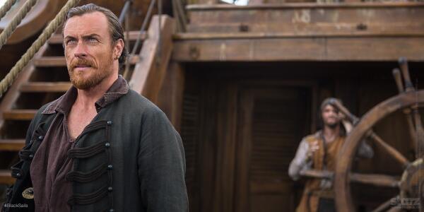 Amazon Prime Instant Video TV review: Black Sails Season 1, Episode 1