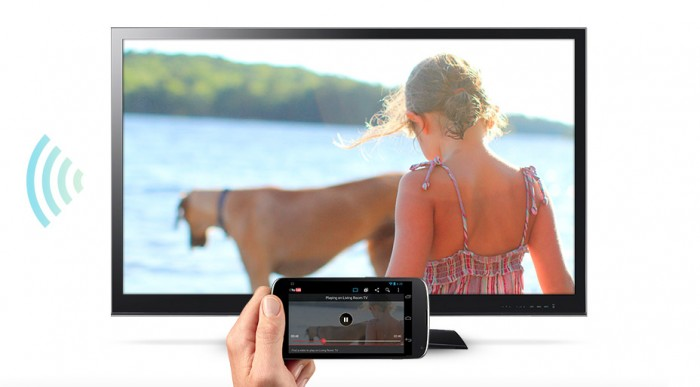 Google Chromecast to show weather and news?