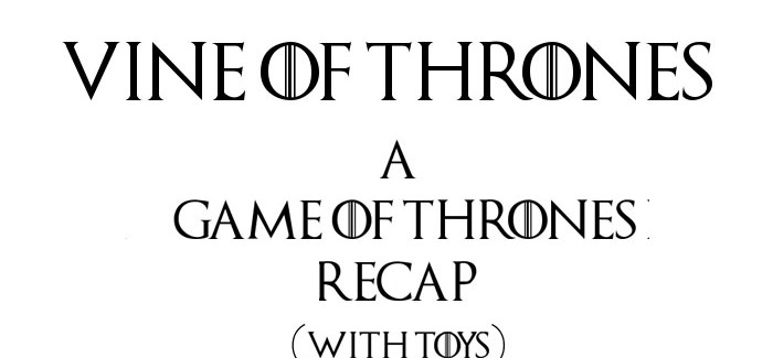 Vine of Thrones: A recap of Game of Thrones Season 1, 2 and 3. In 3 minutes.