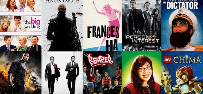 Coming soon to Netflix UK: 5 new releases for April 2014