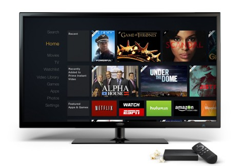 Will Amazon's Fire TV set top box win the VOD war against Netflix?