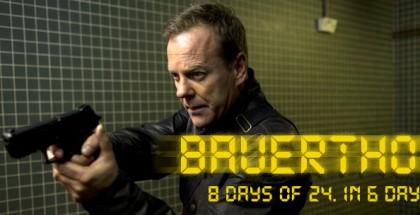 Bauerthon - 24 Season 8 recap live blog
