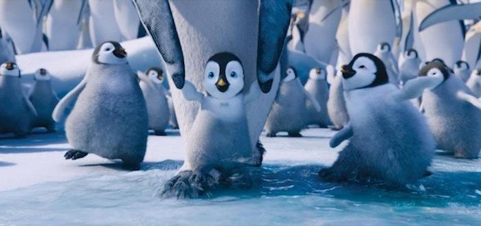 Netflix UK film review: Happy Feet 2