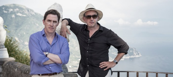 Interview: Steve Coogan and Rob Brydon talk The Trip
