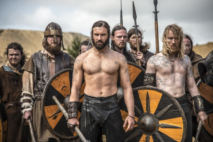 Vikings is the most-watched show on Amazon Prime Instant Video