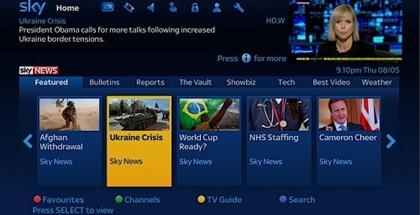 sky news catch up service