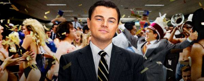 VOD film review: The Wolf of Wall Street