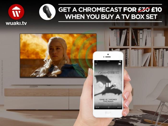 Wuaki.tv launches Chromecast app