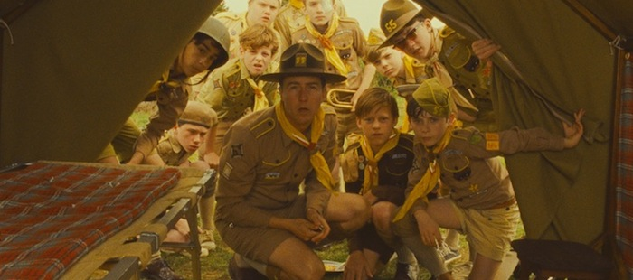 VOD film review: Moonrise Kingdom