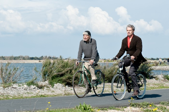 VOD film review: Cycling with Moliere