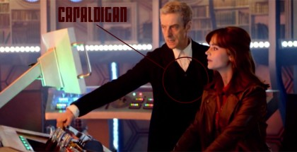 Doctor Who trailer Capaldigan