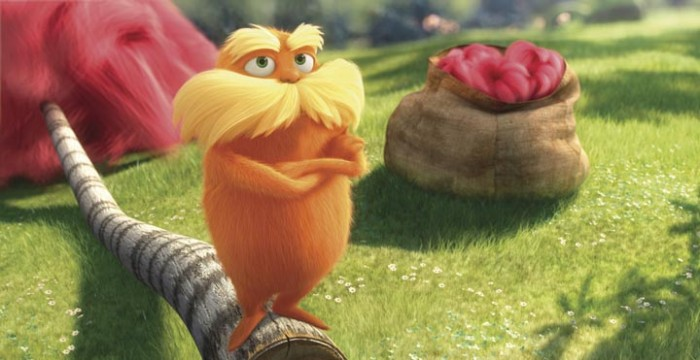 VOD film review: The Lorax
