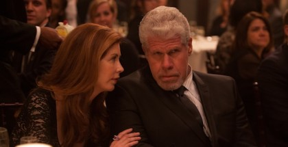 Hand of God - Amazon pilot - review
