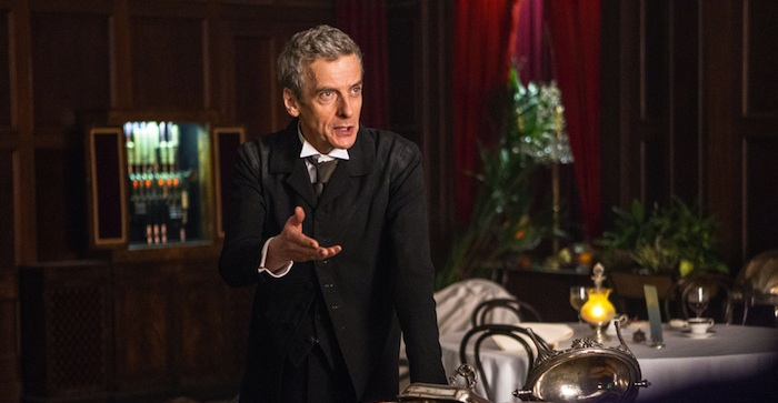 VOD TV review: Doctor Who Season 8, Episode 1 (Deep Breath)