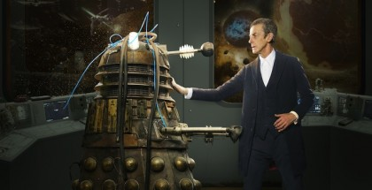 Into the Dalek Doctor Who review