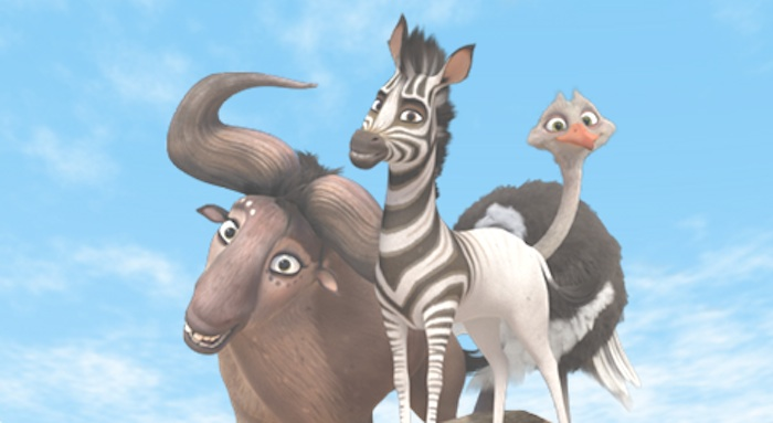 VOD film review: Khumba: A Zebra's Tale