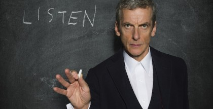 Doctor Who Listen review