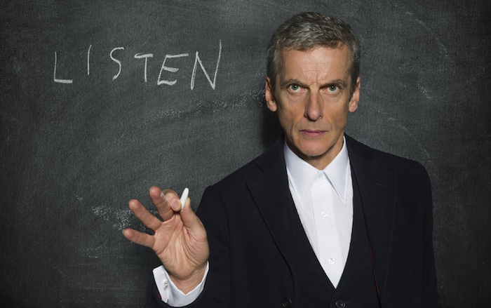 TV review: Doctor Who Season 8, Episode 4 (Listen)