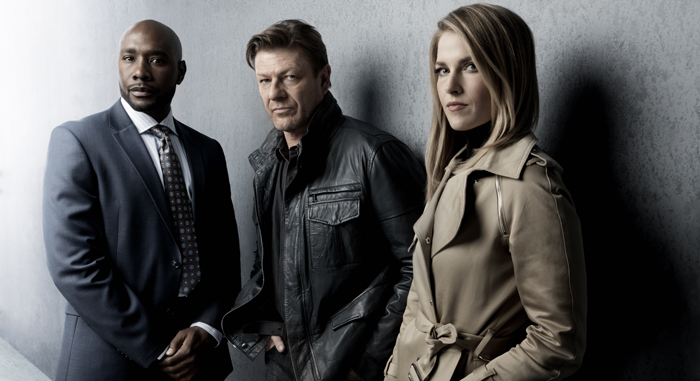 Sky TV review: Legends Episode 1 (starring Sean Bean)