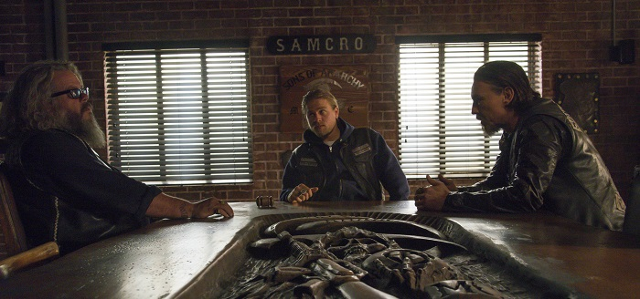 Netflix UK TV review: Sons of Anarchy Season 6