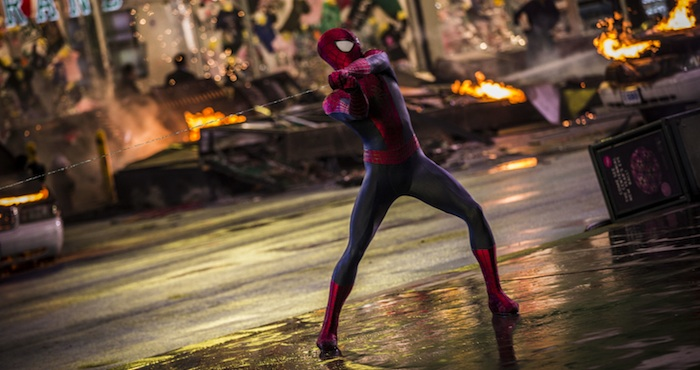 Netflix UK film review: The Amazing Spider-Man 2