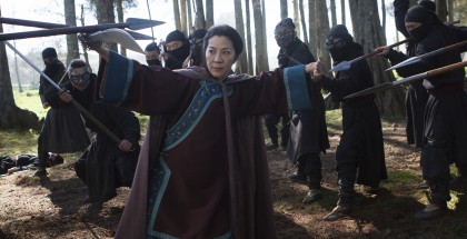 Crouching Hidden Dragon 2 Netflix