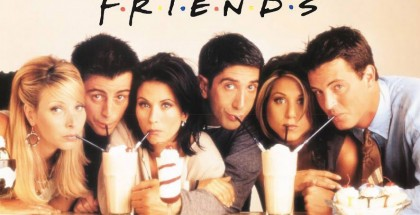 friends tv show - 20th anniversary