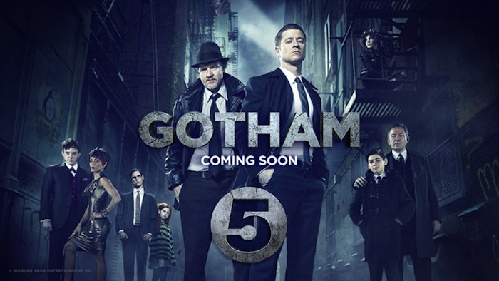 Gotham will be available to watch online on Demand 5