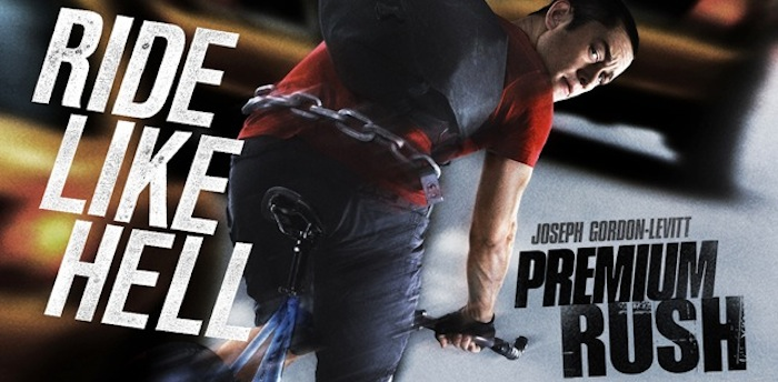 VOD film review: Premium Rush