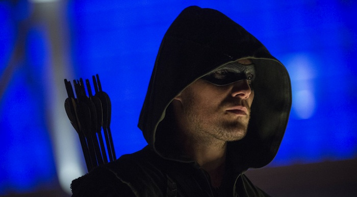 New Arrow Season 4 trailer gives first look at Diggle's costume