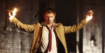 Constantine UK TV review