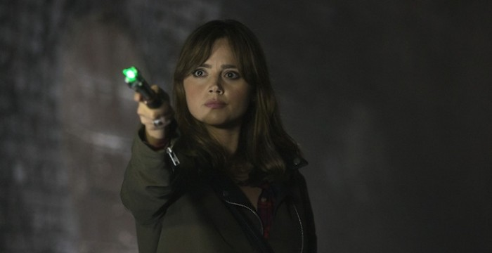 VOD TV review: Doctor Who Season 8 Episode 9 (Flatline)