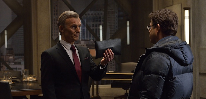 UK VOD TV review: The Strain Episode 3