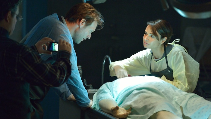 UK VOD TV review: The Strain Episode 4