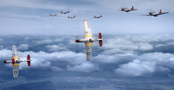 Netflix UK film review: Red Tails