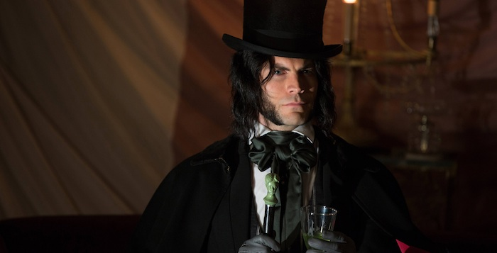 Netflix UK TV review: American Horror Story: Freak Show Episode 4 (Edward Mordrake Part 2)