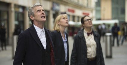 Doctor Who Season 8 finale