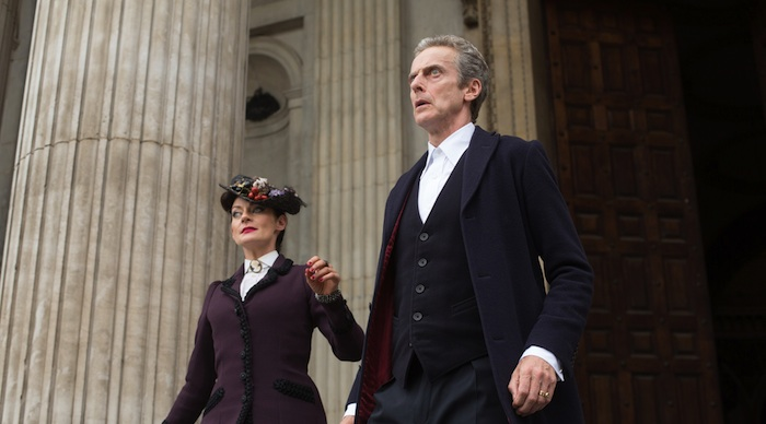 VOD TV review: Doctor Who Season 8, Episode 11 (Dark Water)