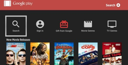 Google Play on Roku