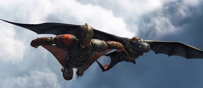 VOD film review: How to Train Your Dragon 2