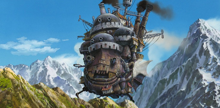 Narratives of war: The conflicting adaptation of Howl's Moving Castle