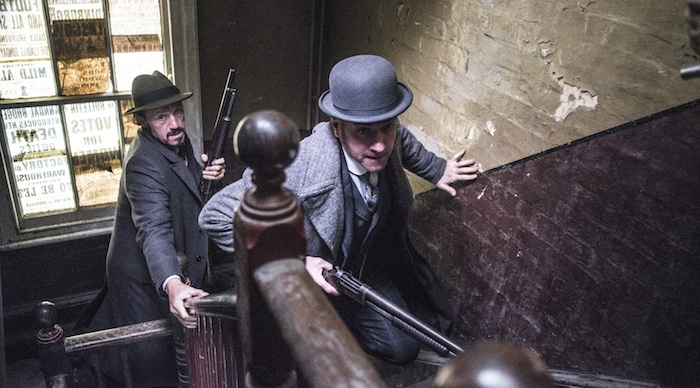 Amazon Prime TV review: Ripper Street Season 3 (Episode 4)