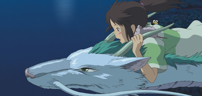 Adulthood and imagination: The secret to Spirited Away's success