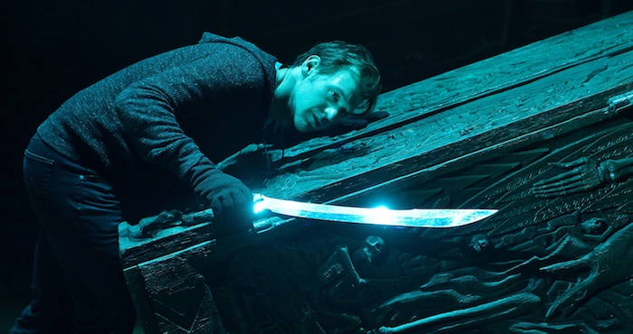 UK TV review: The Strain Episode 11 (The Third Rail)