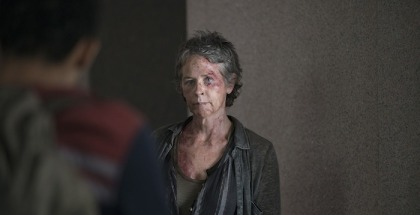 The Walking Dead Season 5 Carol