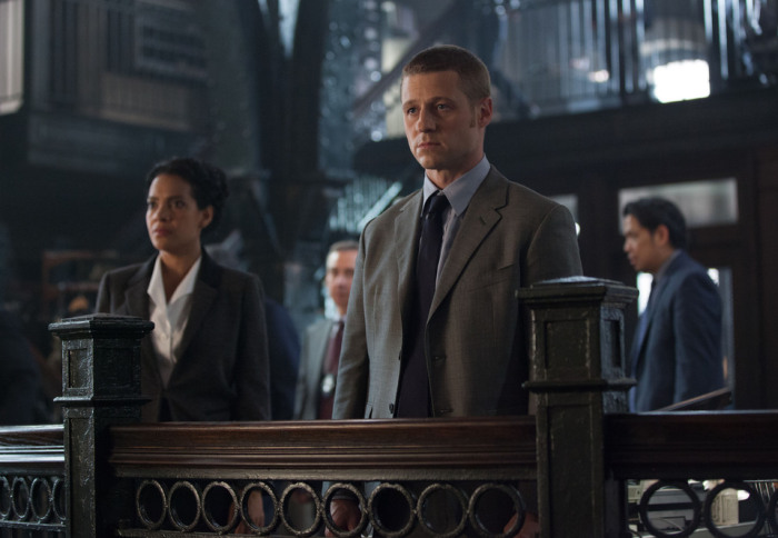 Netflix UK TV review: Gotham Episode 7 (Penguin's Umbrella)