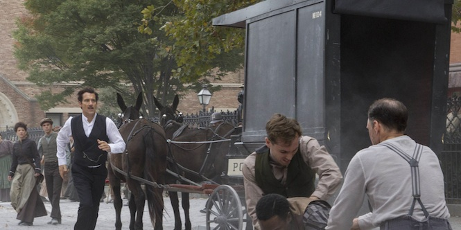 UK VOD TV review: The Knick Episode 7