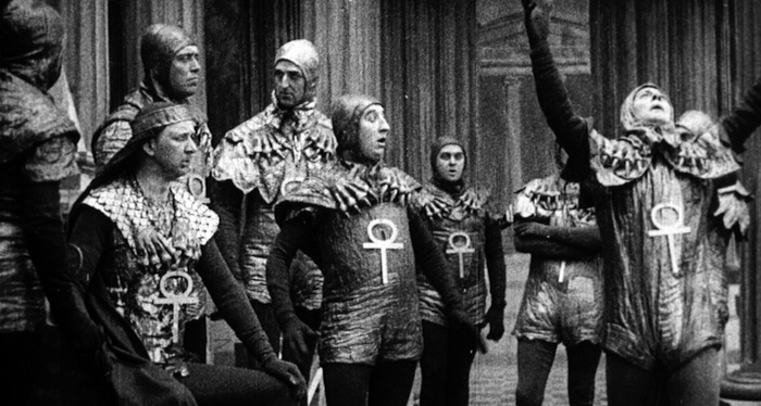 Britain's first sci-fi film released for free on BFI Player